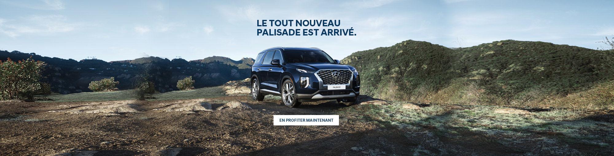 Hyundai Nouveau Palisade 2020 Main Header Juillet 2020