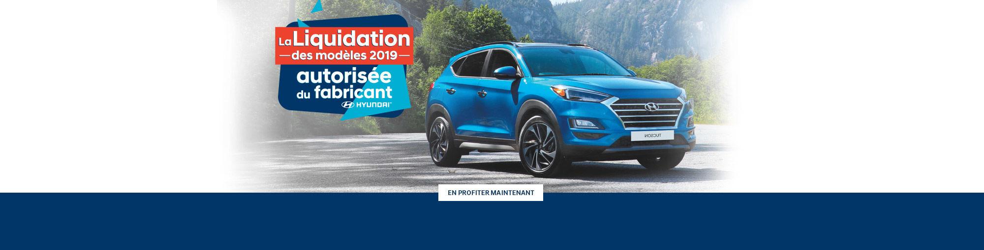 Hyundai Main header Aout 2019 Liquidation Autorisée