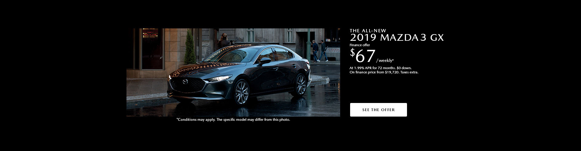 Mazda3 - headers