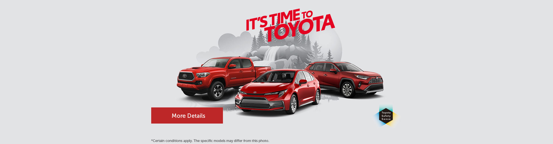 Toyota Event - header