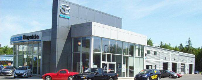 Mazda dealership in Beresford