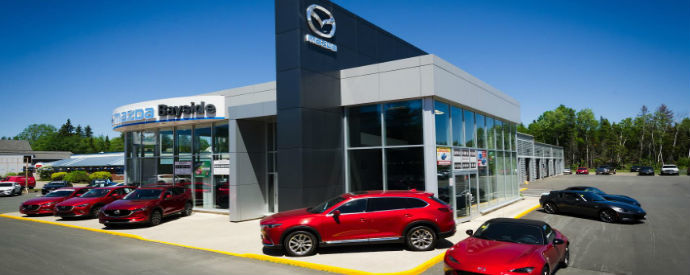 Mazda dealership in Beresford