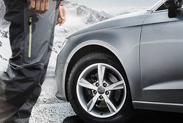 The Right Winter or Summer Tires for Your Audi at a Competitive Price in St. John's