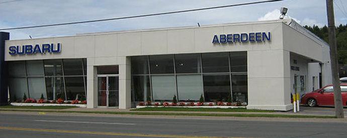 Concessionnaire Subaru à Saint John