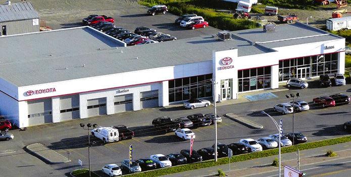Concessionnaire Toyota à Amos