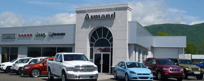Jeep, Chrysler, Dodge, RAM dealership in Carleton