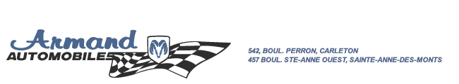 Logo de Armand Automobiles