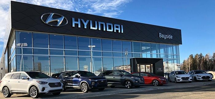 Concessionnaire Hyundai à Bathurst