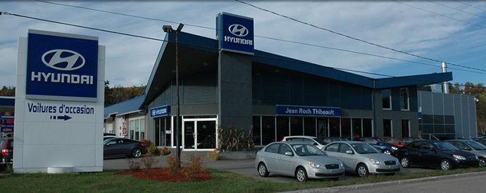 Hyundai dealership in Baie-Saint-Paul
