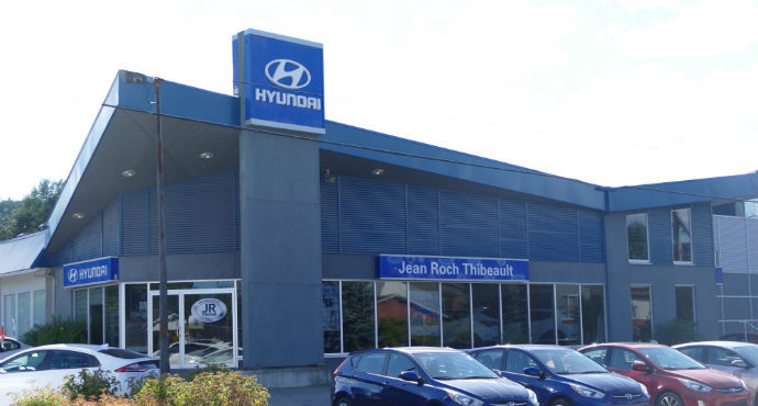 Hyundai dealership in Baie-Saint-Paul