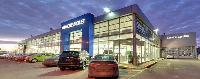 Concessionnaire Chevrolet, Buick, GMC à LaSalle