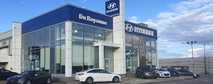 Concessionnaire Hyundai à Chicoutimi