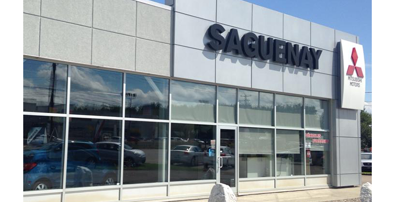 About Saguenay Mitsubishi In Chicoutimi Quebec - Mitsubishi dealerships