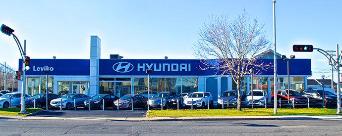 Concessionnaire Hyundai à Lévis