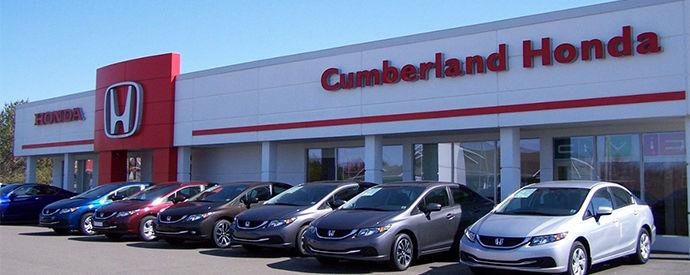 Honda dealership in Amherst