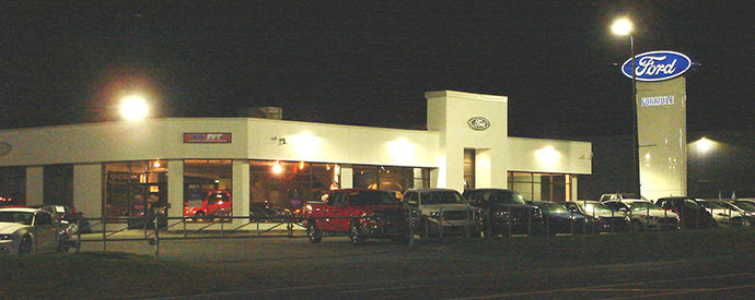 Ford dealership in Granby