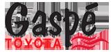 Logo de Gaspé Toyota