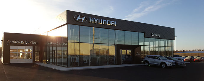 Hyundai dealership in Port Hawkesbury