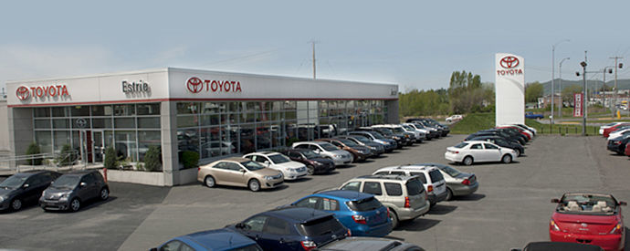 Toyota dealership in Granby