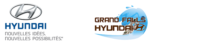 Logo de Grand Falls Hyundai