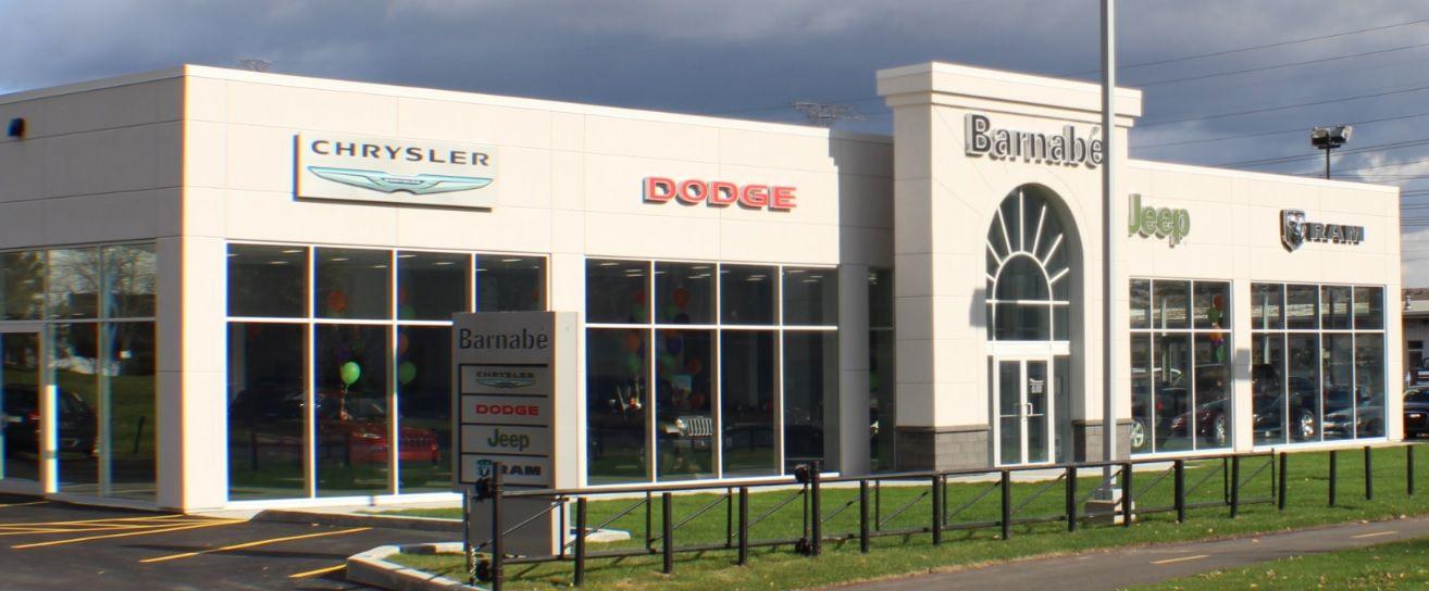 Jeep, Chrysler, Dodge, RAM dealership in St-Bruno-De-Montarville