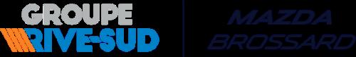 Logo de Mazda Brossard