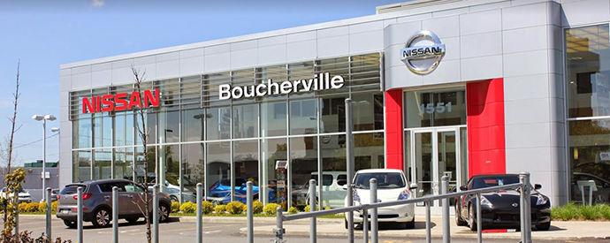 Concessionnaire Nissan à Boucherville