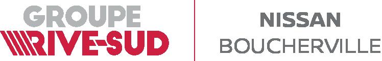 Logo de Nissan de Boucherville