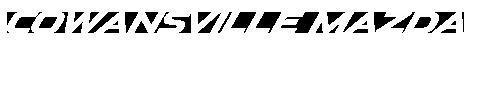 Cowansville Mazda Logo