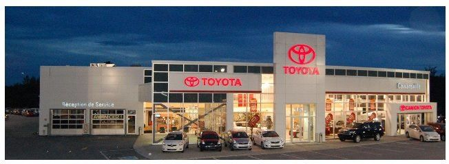 Concessionnaire Toyota à Cowansville