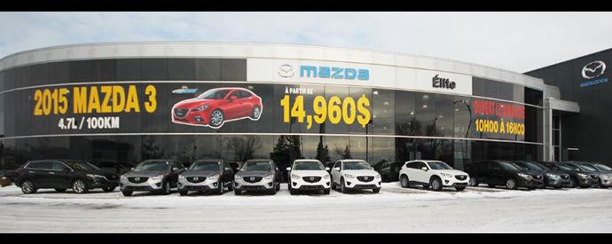 Concessionnaire Mazda à Gatineau
