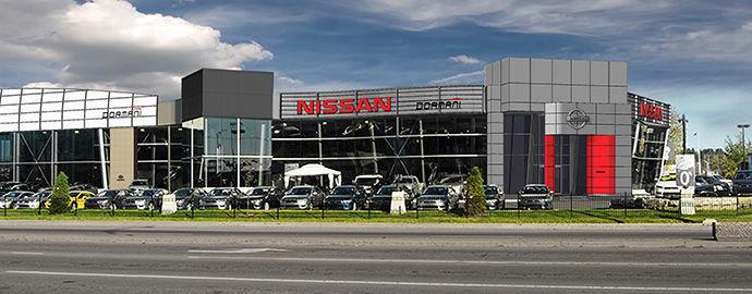 Nissan dealership in Gatineau