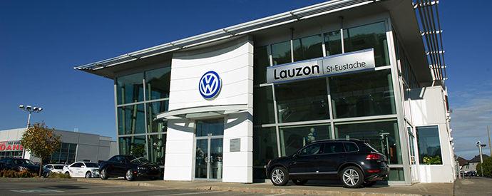 Concessionnaire Volkswagen à St-Eustache