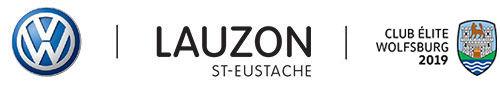 Logo de Volkswagen Lauzon St-Eustache