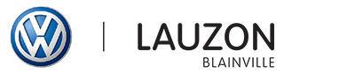 Logo de Volkswagen Lauzon Blainville