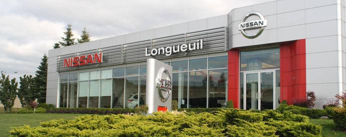 Concessionnaire Nissan à Longueuil