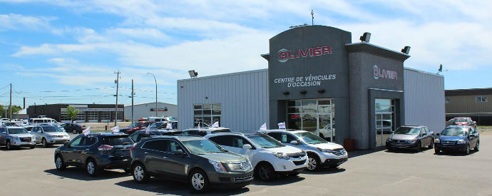 dealership in Sept-Iles