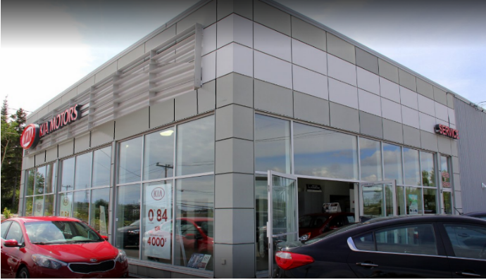 Kia dealership in Baie-Comeau