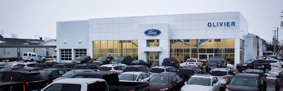 Ford dealership in Sept-Îles