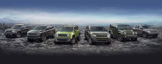Jeep, Chrysler, Dodge, RAM dealership in Laurier-Station