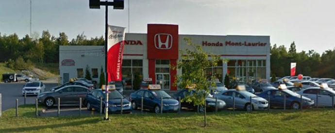 Concessionnaire Honda à Mont-Laurier