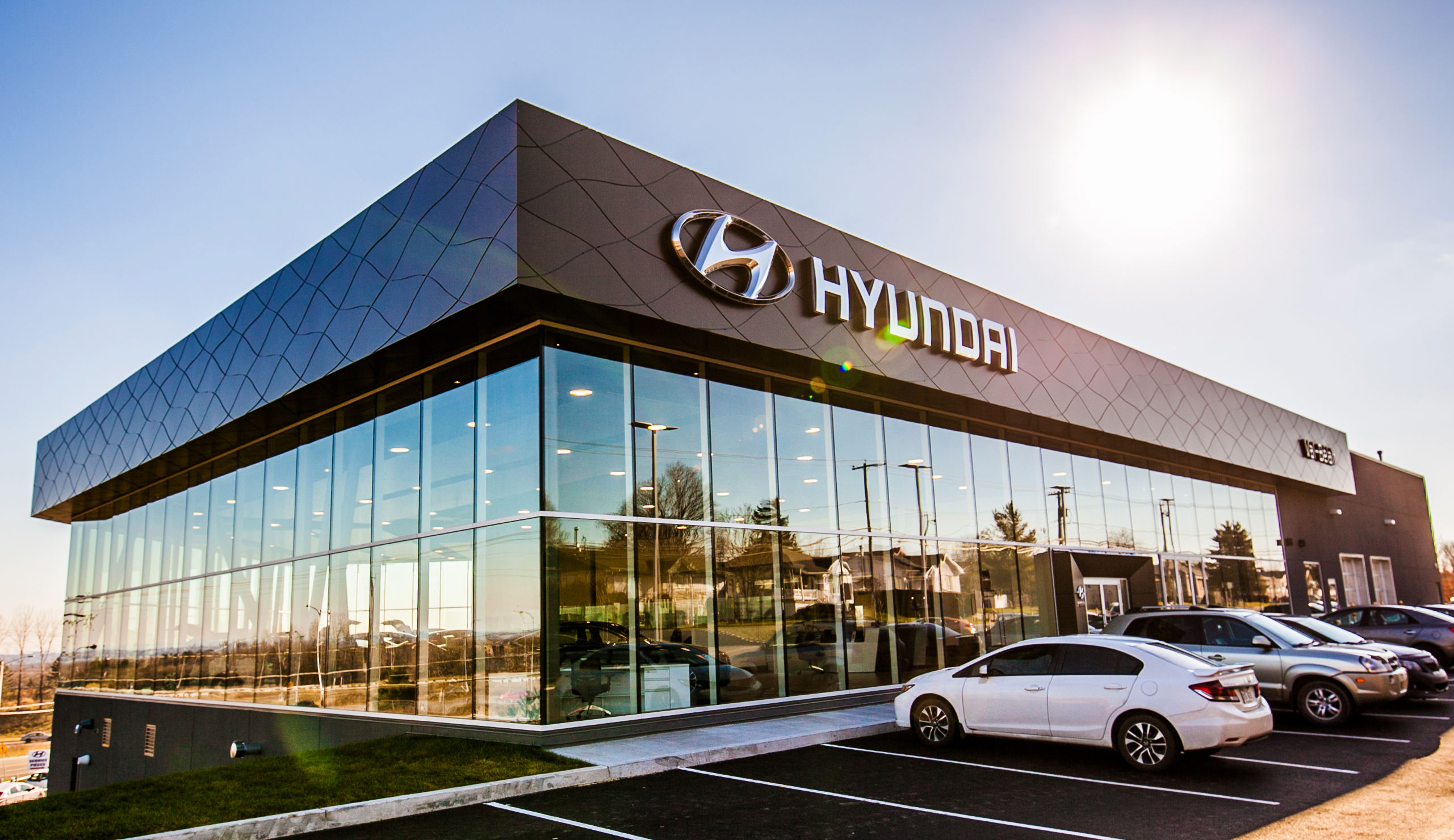 Concessionnaire Hyundai à Québec