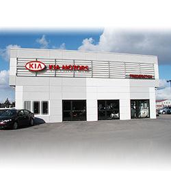 Kia dealership in Fredericton