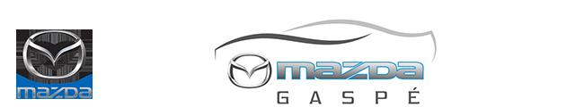 Logo de Mazda Gaspé