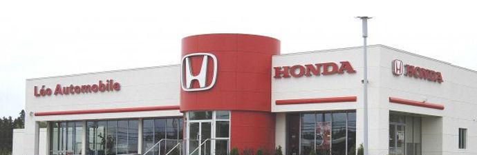 Honda dealership in Chicoutimi