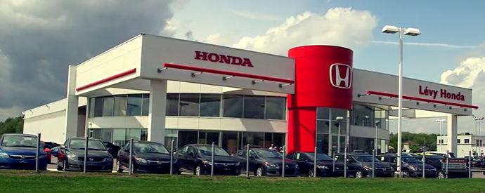 Concessionnaire Honda à Lévis
