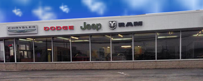 Jeep, Chrysler, Dodge, RAM dealership in Sydney