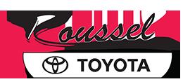 Logo de Roussel Toyota