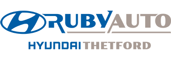 Logo de Ruby Hyundai