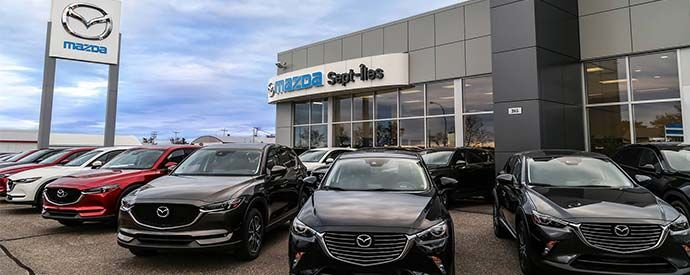 Mazda dealership in Sept-Îles
